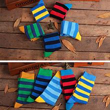 Multi Colorful Socks