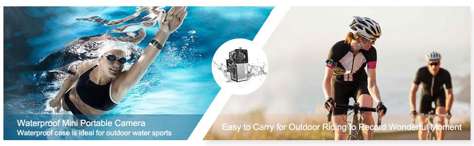 outdoor mini video camera