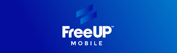 FreeUP Mobile 3-in-1 SIM Card Starter Kit - Compatible with Unlocked GSM  Cell Phone - Apple, Samsung, Motorola & More