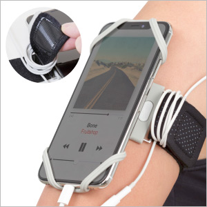 Amazon.com: Bone Collection Running Armband Phone Holder, Lightweight Sports Cell Phone Arm Band