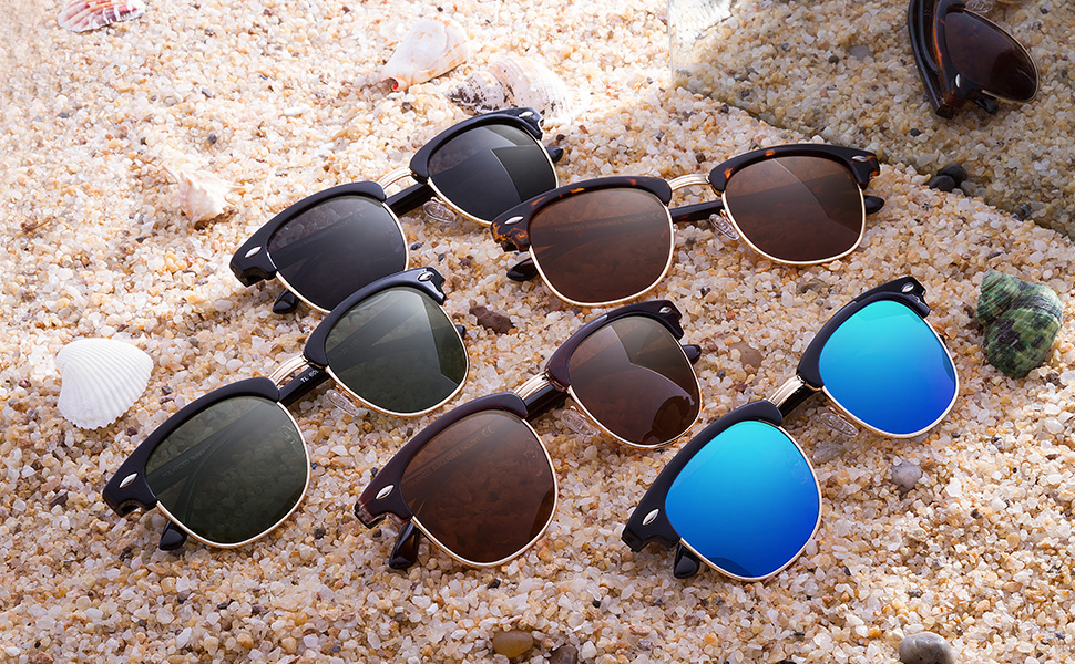 Clubmaster Shades for Women and Men
