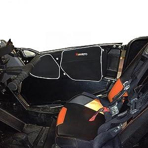 Kemimoto Utv Door Bags For Polaris Rzr Xp 1000 Rzr 900