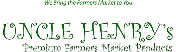 Uncle Henry's Premium Farmers Market Products
