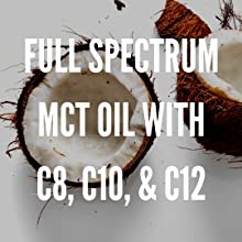natural force organic mct oil contains a full spectrum of beneficial mct fractions