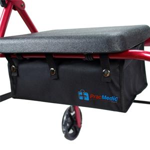 PracMedic Bags Under Seat Rollator Bag