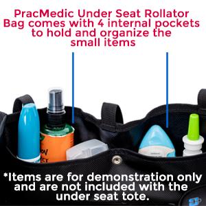 PracMedic Bags Underseat Rollator Tote