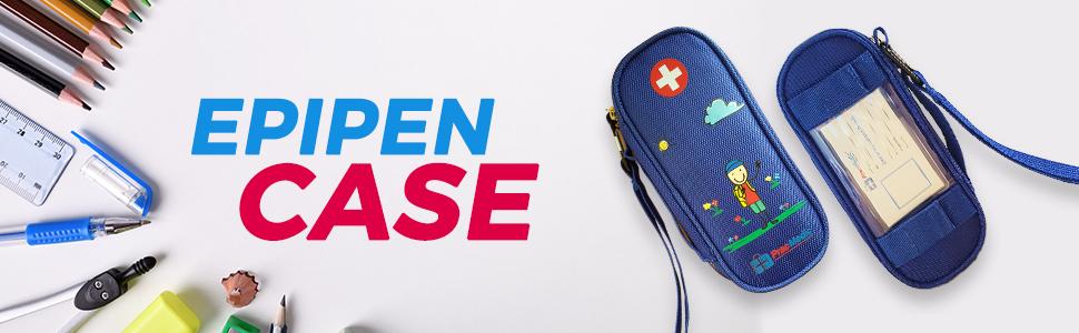 Amazon.com: EpiPen titular aislado para Kids- Store 2 ...