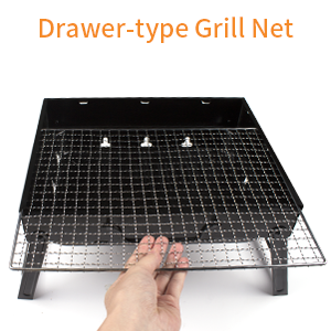 Drawer-type Gill Net