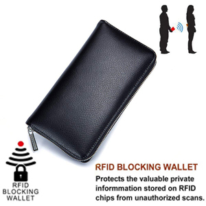 Safety Wallet & Suitable for Multi-occasion