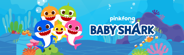 baby shark, pinkfong, pinkfong baby shark, shark, melody pad, sound pad, shark