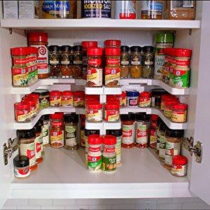 spicy shelf deluxe spicy shelf spice shelf spice rack organizer for cabinet spice rack organizer