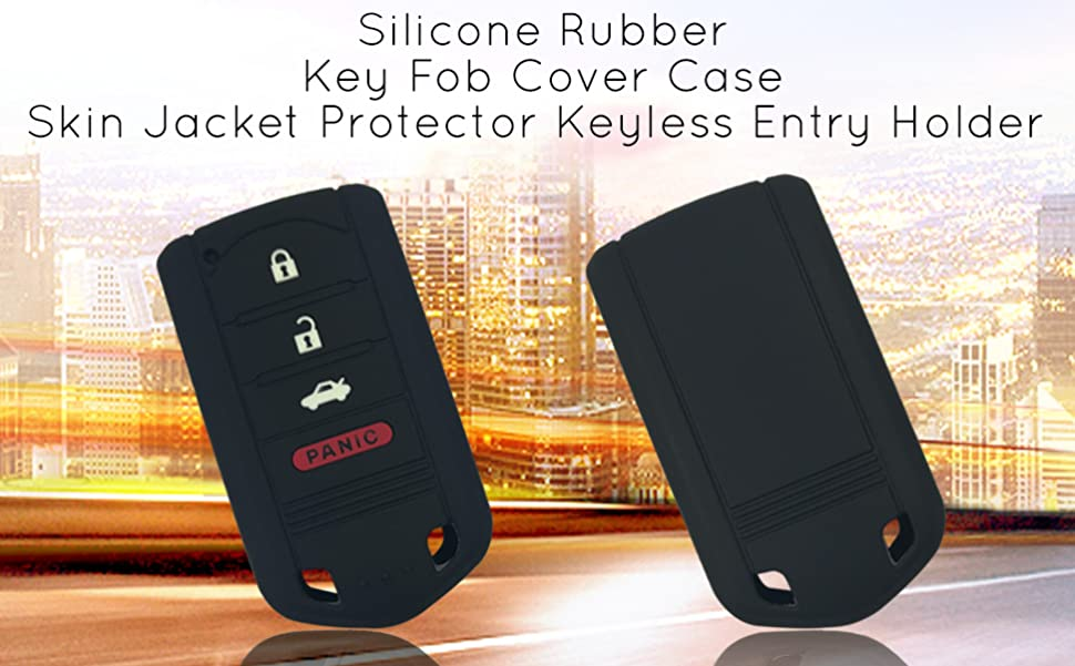 p photo image trnk entry oem keyless key htm factory remote alarm fob replace acura entr larger
