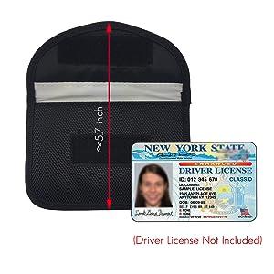Car remote signal blocker - remote signal blocker bag