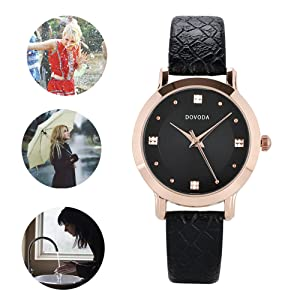 12f52d57cff Please Don t take this watch to swim or have a shower. Avoid to put this  watch on TOO hot or TOO cold place