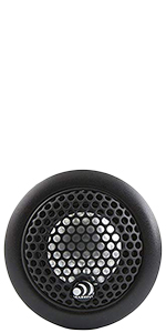 Sold Individually 4 Ohm Silk Dome 300 Watt 30mm Car Audio Tweeter Massive Audio CT30 Easy Speaker Mounting Style Design