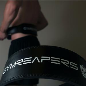 belt gymreapers fitness weight lifting belt lift strong best elite iron strength squats squatting