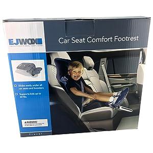 Amazon.com: Reposapiés para asiento de coche, asiento ...
