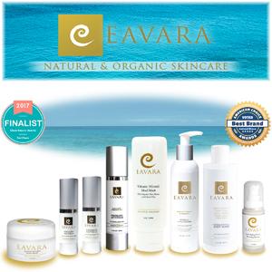Eavara Natural & Organic Skin Care - Award Winning Product Range