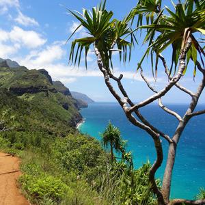 Napali Coast, Hawaii - Eavara Natural & Organic Skin Care