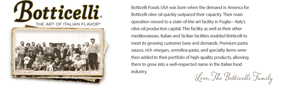 botticelli foods