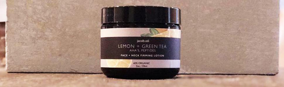 Jacob and Eli, Skincare, Face, Neck, Cosmetics, Beauty, Artist, Influencers, Face, Green Tea