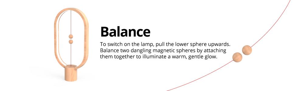 Heng Balance Lamp : balance