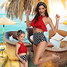 bathing suit for baby girls