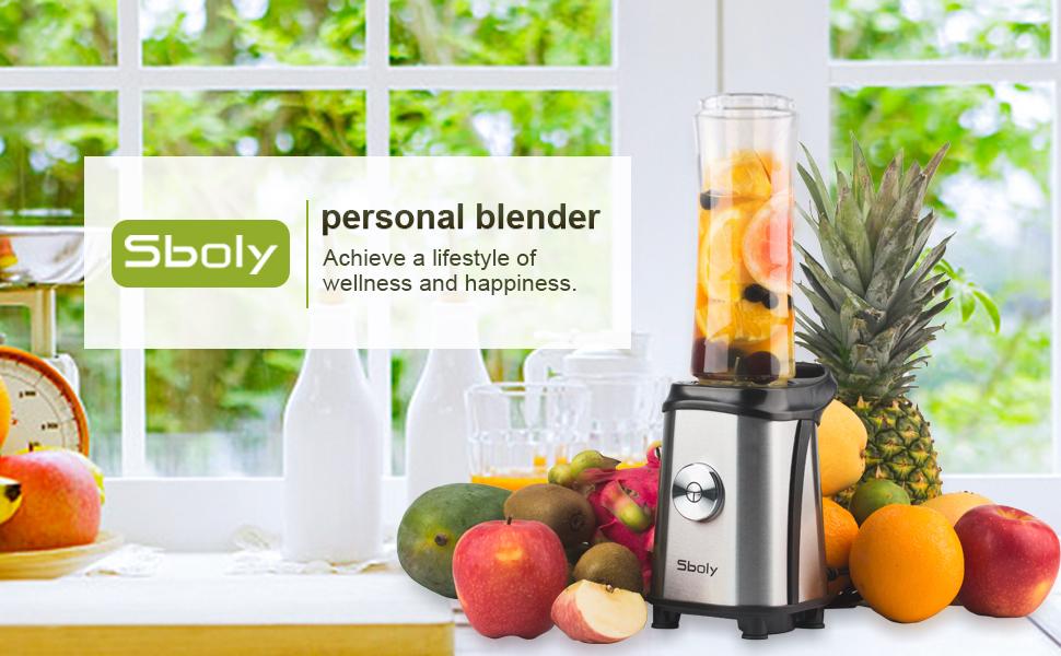 personal blender