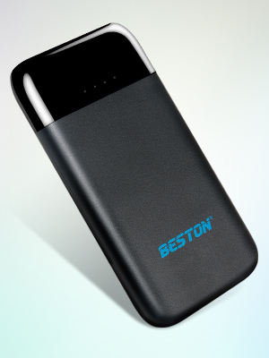 BESTON 8000 mAh Cellphone Portable Charger, 8000mAh External Battery Pack, Ultra Compact Portable Power Bank for iPhone, iPad, Galaxy, Android Phones, ...