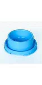 Blue Pet Bowl