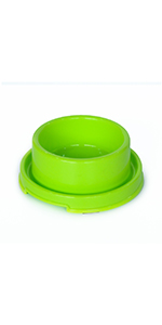 Green Pet Bowl
