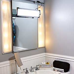 tml, themakeuplight, the makeup light, vanity, eyelight