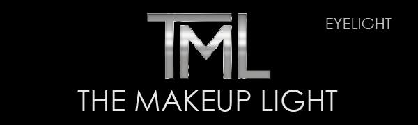 TML, themakeuplight, makeup light, eyelight, vanity, the makeup light