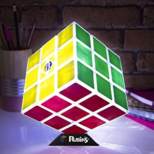 Paladone, Rubik's cube, light, night light, puzzle, gift