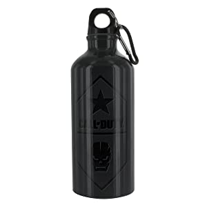 Aluminium Drinking Water Bottle Gym Running Tracking Bottles Call Of Duty