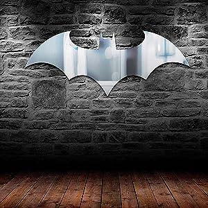 Paladone, Batman, mirror, wall, decoration, decor, gift