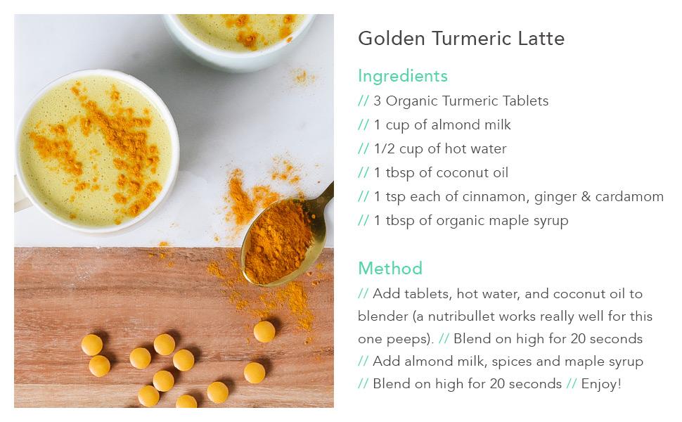 turmeric pills