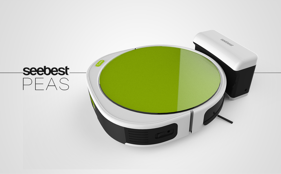Amazon.com - seebest WiFi APP Control Robot Vacuum Cleaner ...