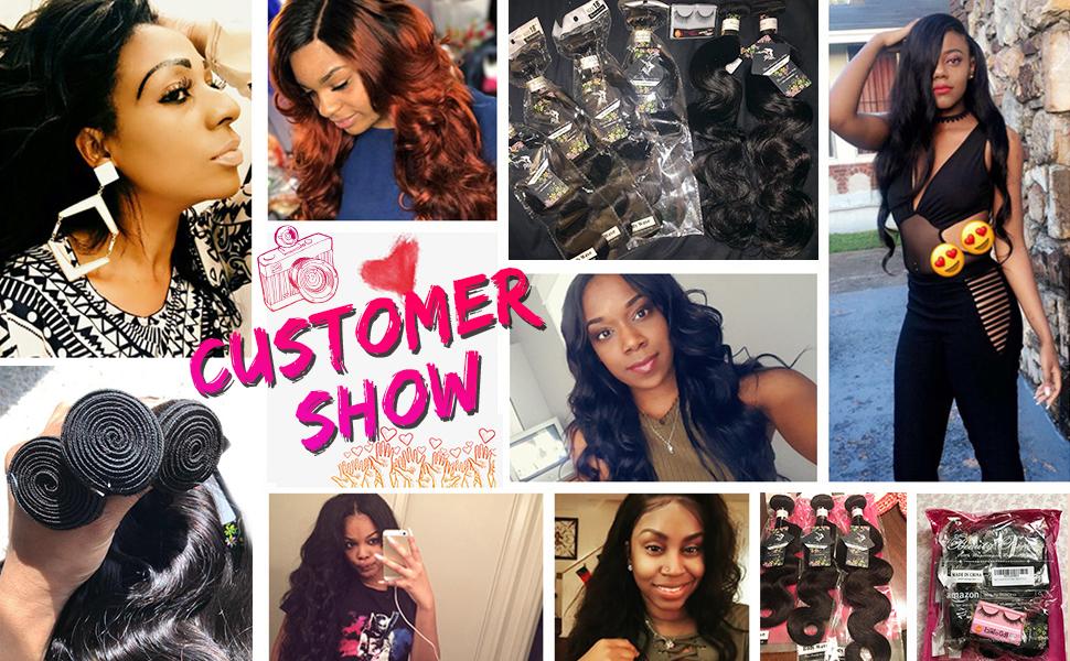 Customer Real Show