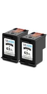 Amazon.com: VAKER Remanufactured Ink Cartridge Replacement ...
