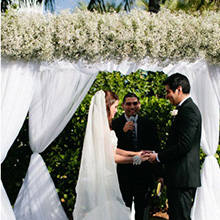 Babies breath flowers bouquet artificial fake babys breath flower wedding arch arrangement