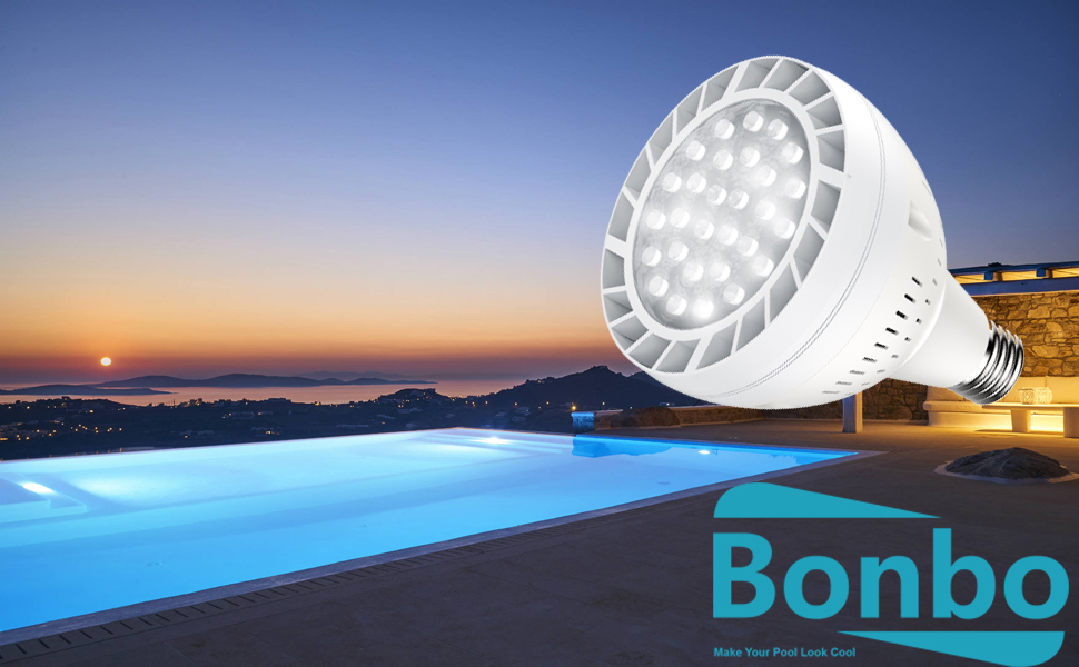 Why Our Led Pool Lights Surpass The Competition & Amazon.com : Led Pool Lights Bonbo 120V 50W 6500K Daylight White ...