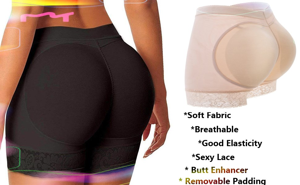 1c84c09c8 Want bigger and sexier hip shape instantly  Want more beautiful and  attractive figure in a flash  Please try our new arrival of Butt Lifter Padded  Panties!