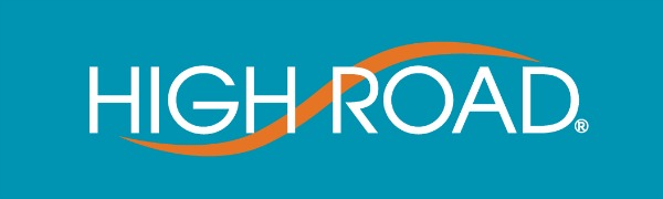 High Road car organizers logo