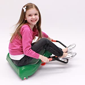 flying turtle, scooter, riding, ride-on