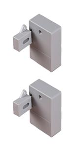 Amazon com: WOOCH RFID Locks for Cabinets Hidden DIY Lock