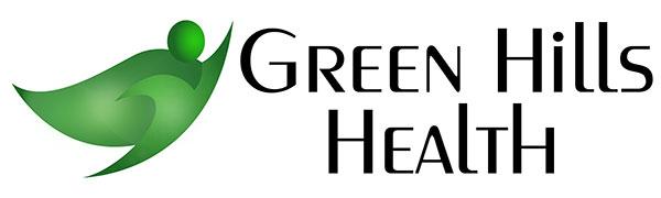Green Hills Health Hemp Oil Logo