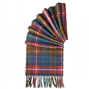 Prince of Scots Merino Wool Scarves