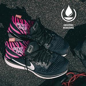shoe deodorizer, odor absorber
