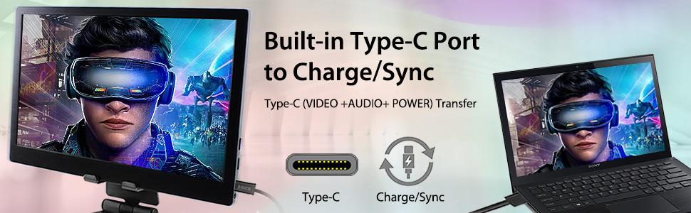 TYPE-C USB POWERED